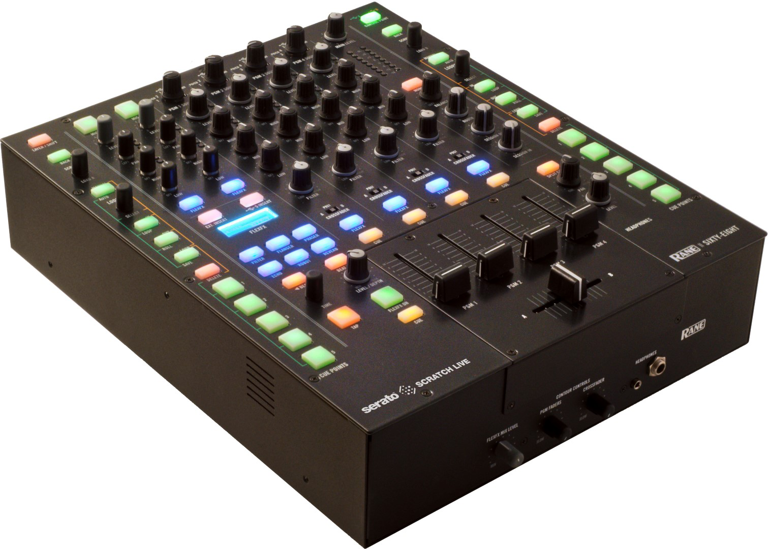 Rane Sixty Eight DJ Mixer